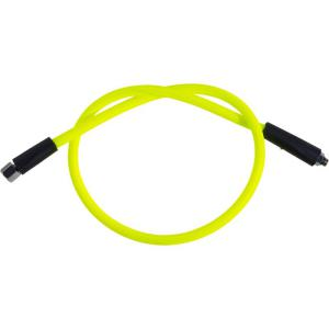 flexible tressé jaune