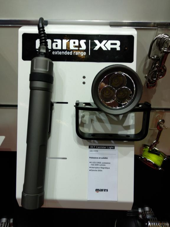 Mares lampe XR