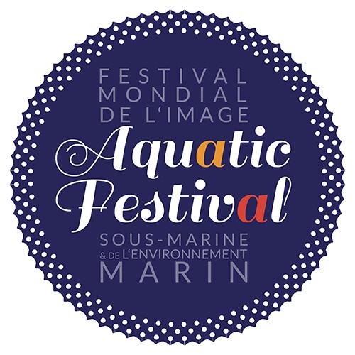 logo aquatic festival