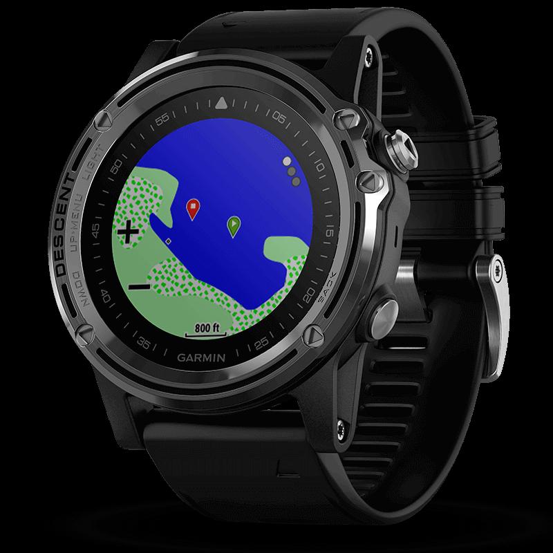 Descent MK1 GPS
