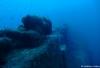 Le fameux sous marin le Rubis situé au large du cap camarat